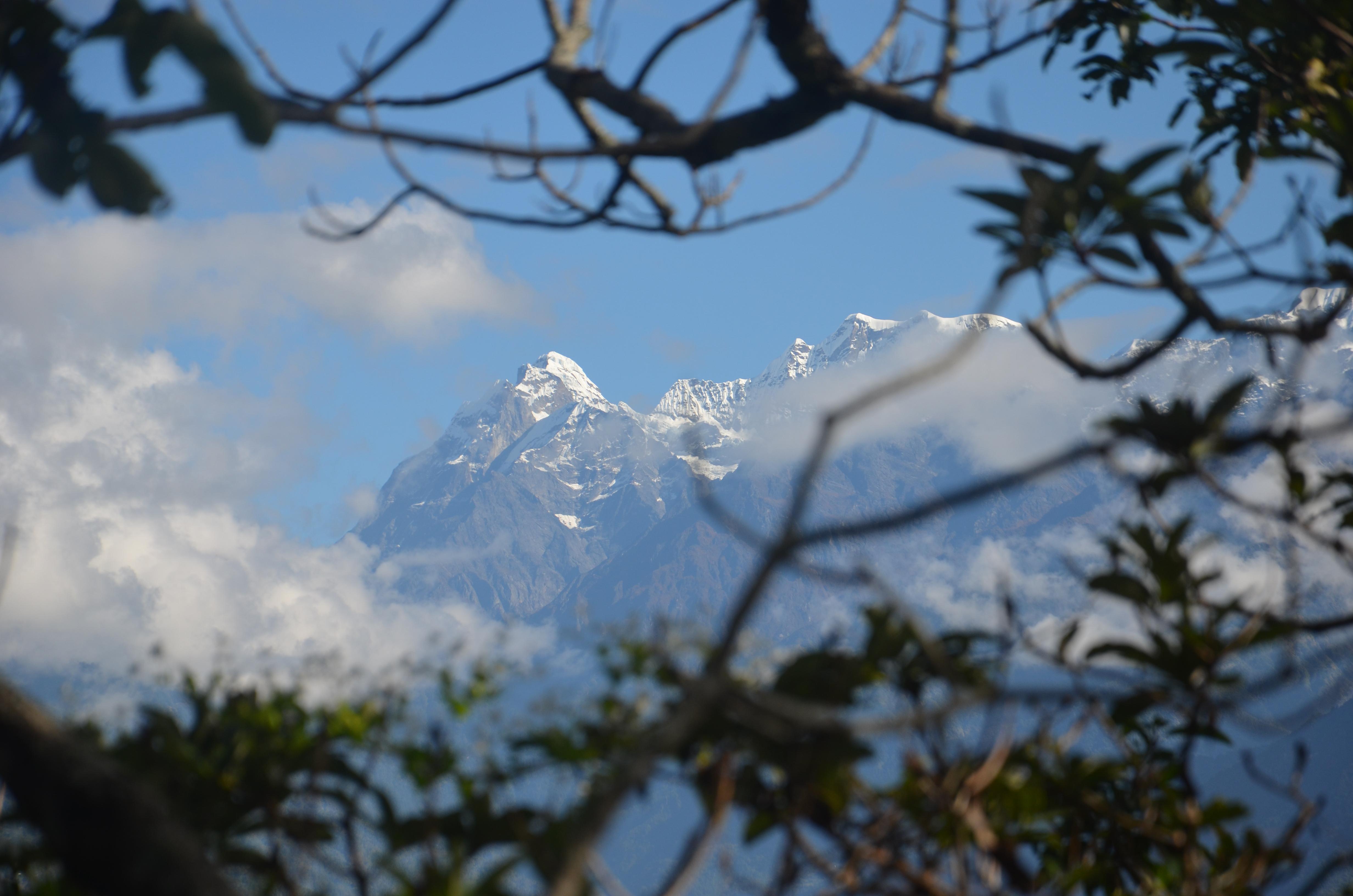 Gaurishankar Conservation Area Trip